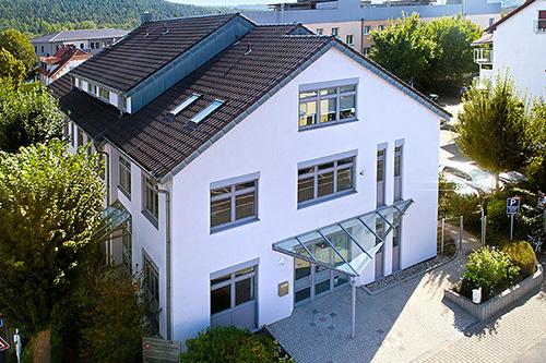 Gebäude Stamm-Lauer & Kollegen in Wächtersbach